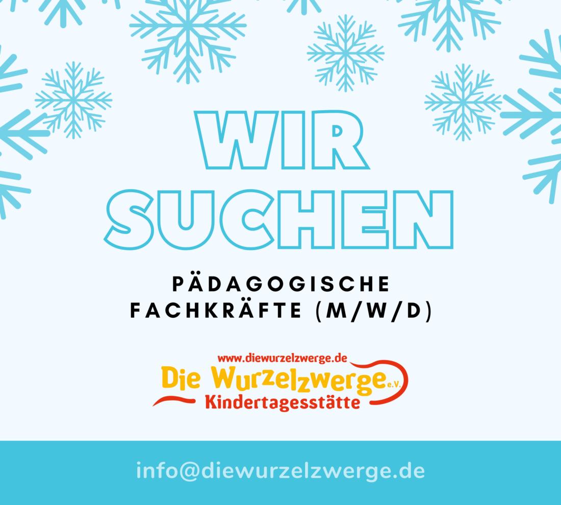 Wir suchen pädagogische Fachkräfte in Mönchengladbach